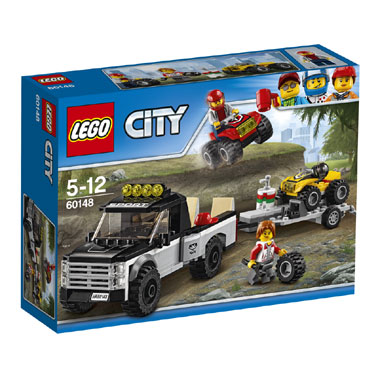 LEGO City ATV raceteam 60148