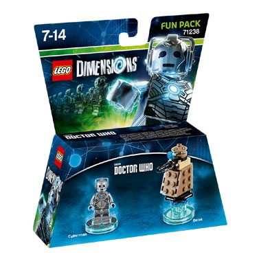 LEGO Dimensions Cyberman Fun Pack 71238