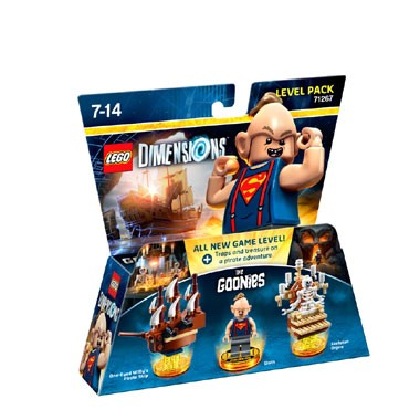 LEGO Dimensions Goonies Level Pack 71267