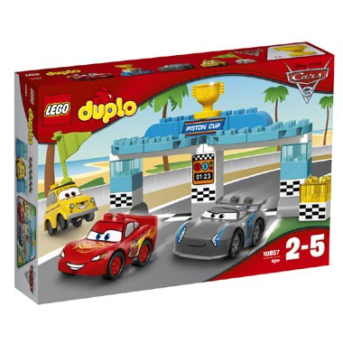 LEGO Duplo Disney Cars Piston Cup race 10857