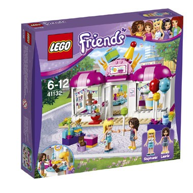 LEGO Friends Heartlake feestwinkel 41132