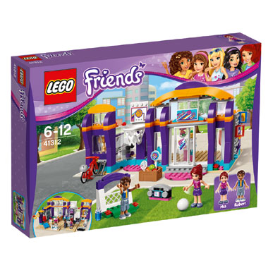 LEGO Friends Heartlake sporthal 41312