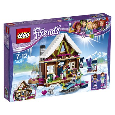 41323 LEGO Friends wintersport chalet