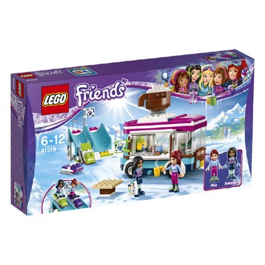LEGO Friends wintersport koek-en-zopiewagen 41319
