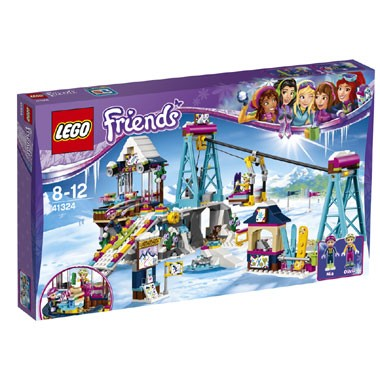 41324 LEGO Friends wintersport skilift