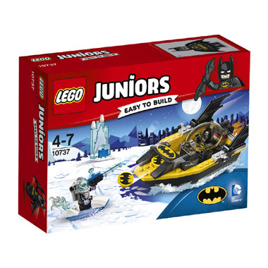 LEGO 10737 Juniors Batman vs. Mr. Freeze