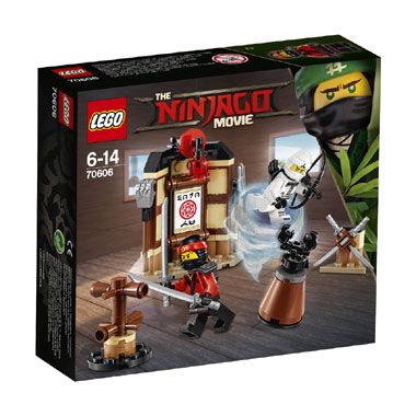 70606 LEGO Ninjago Spinjitzu training