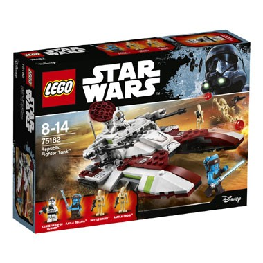 75182 LEGO   Republic Fighter Tank