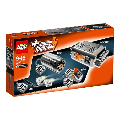 - 8293 power functions tuningset