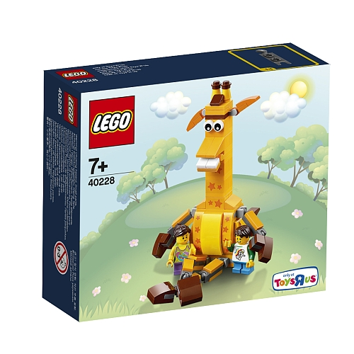 Lego - 40228 geoffrey & friends