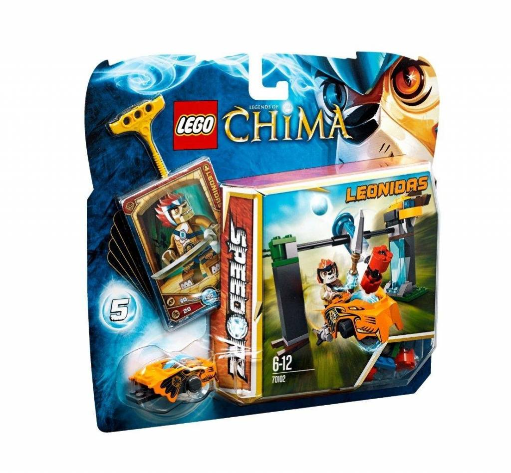 Lego Chima - Chi waterfall