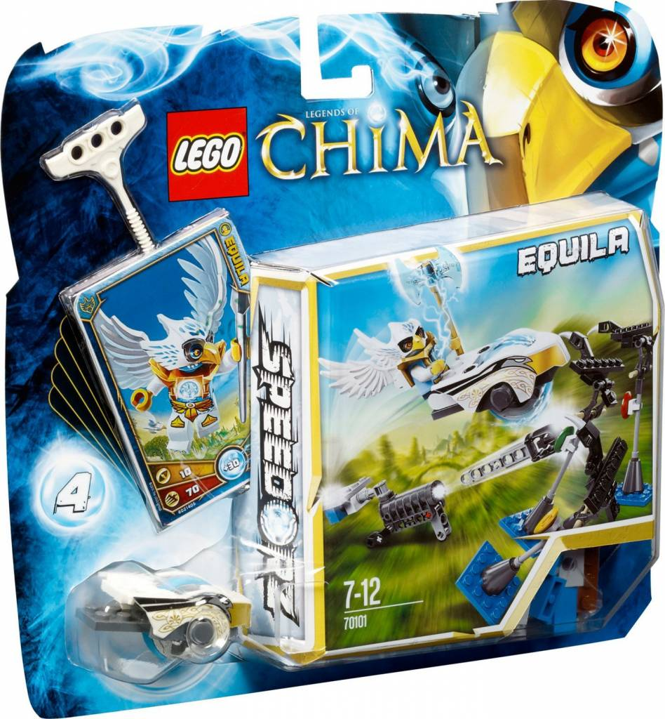 Lego Chima - Target Practice