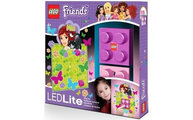 Lego Friends: Nachtlamp Mia