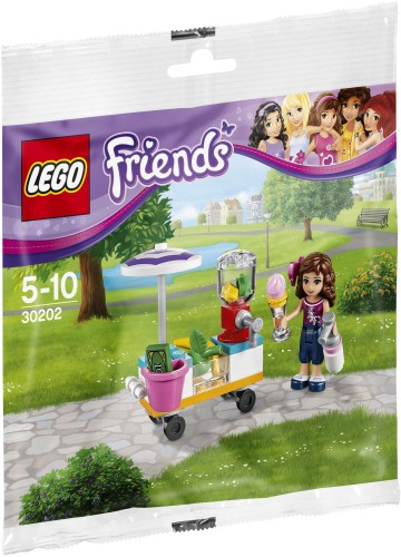 Lego Friends Smoothie kraam - 30202