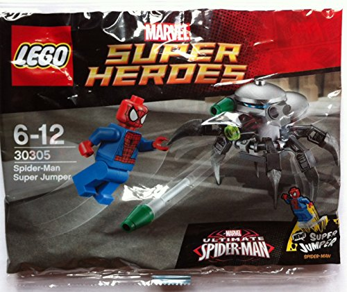 Lego Super Heroes Spiderman super jumper - 30305