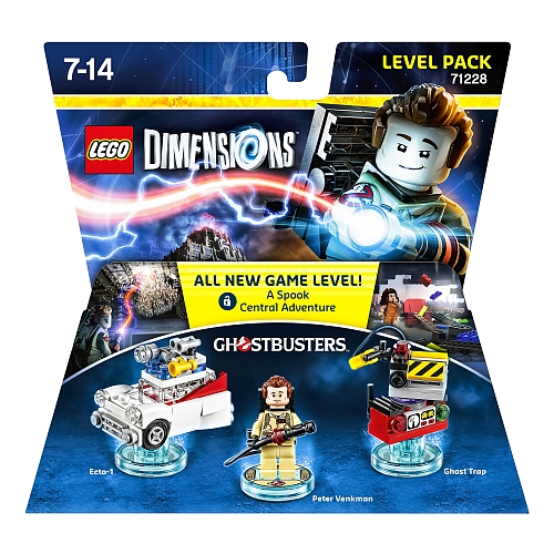 Lego dimensions 71228 - level pack, ghostbusters