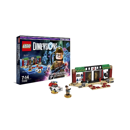 Lego dimensions - story pack, ghostbusters