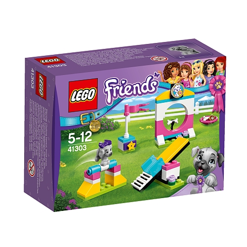 Lego friends - 41303 puppy playground