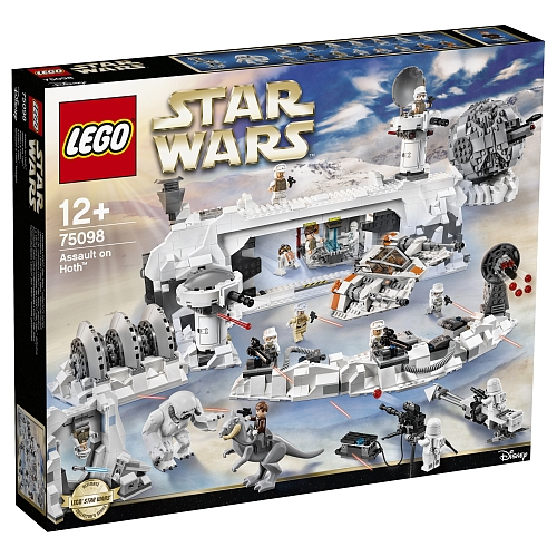star wars - 75098 assault on hoth