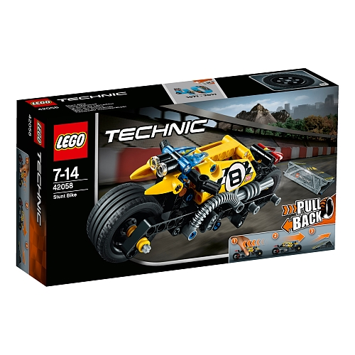 Lego technic - 42058 stunt bike