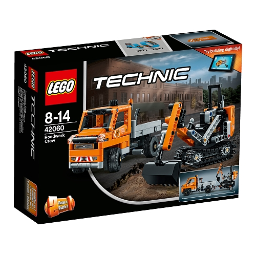 Lego technic - 42060 roadwork crew