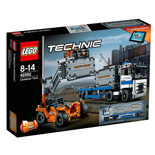 technic - 42062 container yard