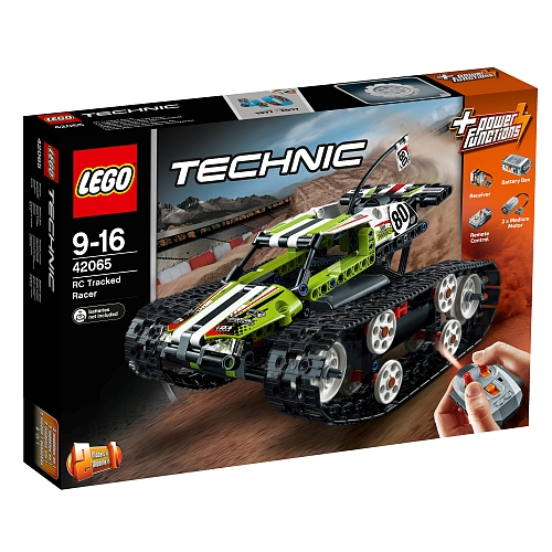 Lego technic - 42065 rc tracked racer