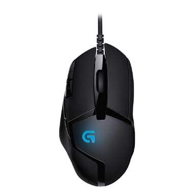 G402 Hyperion gaming muis