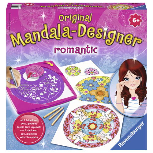 Mandala Midi Romantic 2 In 1