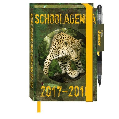 National Geographic Junior schoolagenda 2017-2018