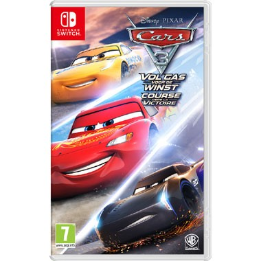 Nintendo Switch Cars 3 - Vol gas voor de winst