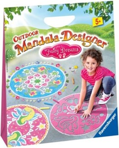Outdoor Mandala-Designer Fairy Dreams