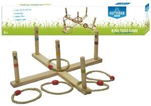 Outdoor Play - Ring Toss Game