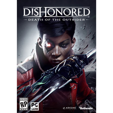 PC Dishonored 2 Death of the Outsider
