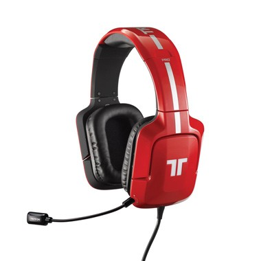 PC   Pro+ True 5.1 Surround Headset rood