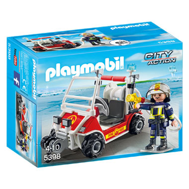 PLAYMOBIL City Action brandweerbuggy 5398