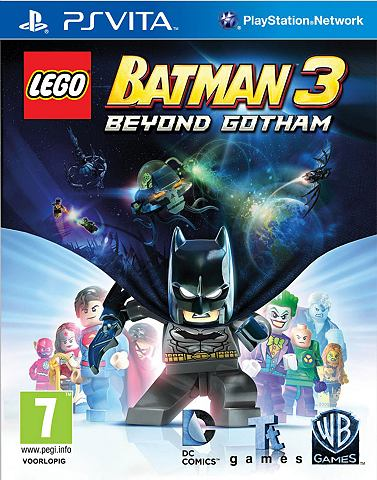 PS VITA Game LEGO Batman 3 Beyond Gotham