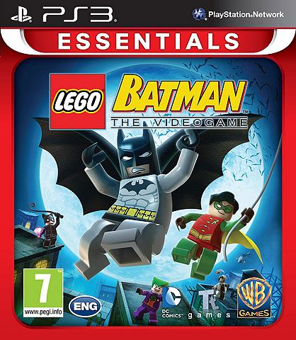 Game   Batman The Videogame (Essentials)