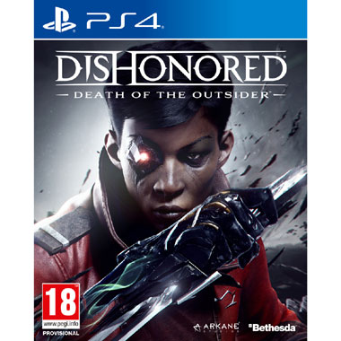 Dishonored 2 Death of the Outsider