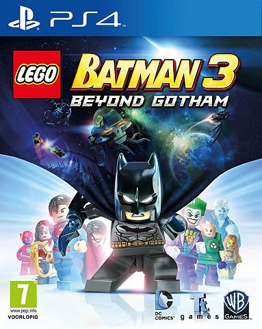 PS4 Game LEGO Batman 3 Beyond Gotham