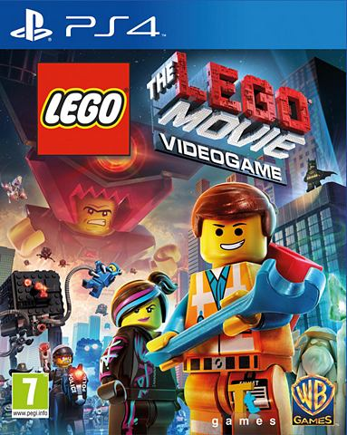PS4 Game LEGO Movie
