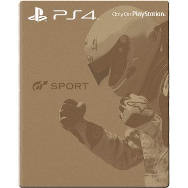 PS4 Gran Turismo Sport Steelbook Edition