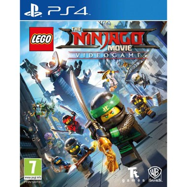 LEGO Ninjago Movie The Game