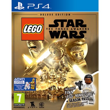 Star Wars: The Force Awakens Limited Deluxe Edition