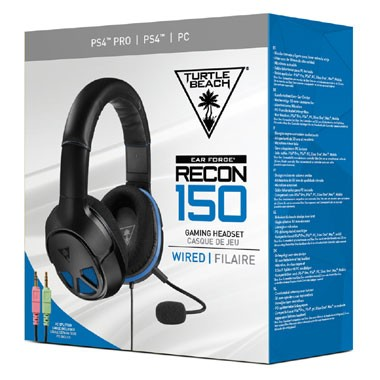 PS4 Turtle Beach Recon 150 gamingheadset