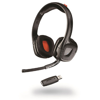 P80 draadloze stereo gaming headset