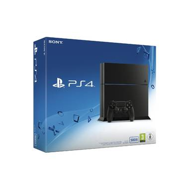 PlayStation 4 met 500GB