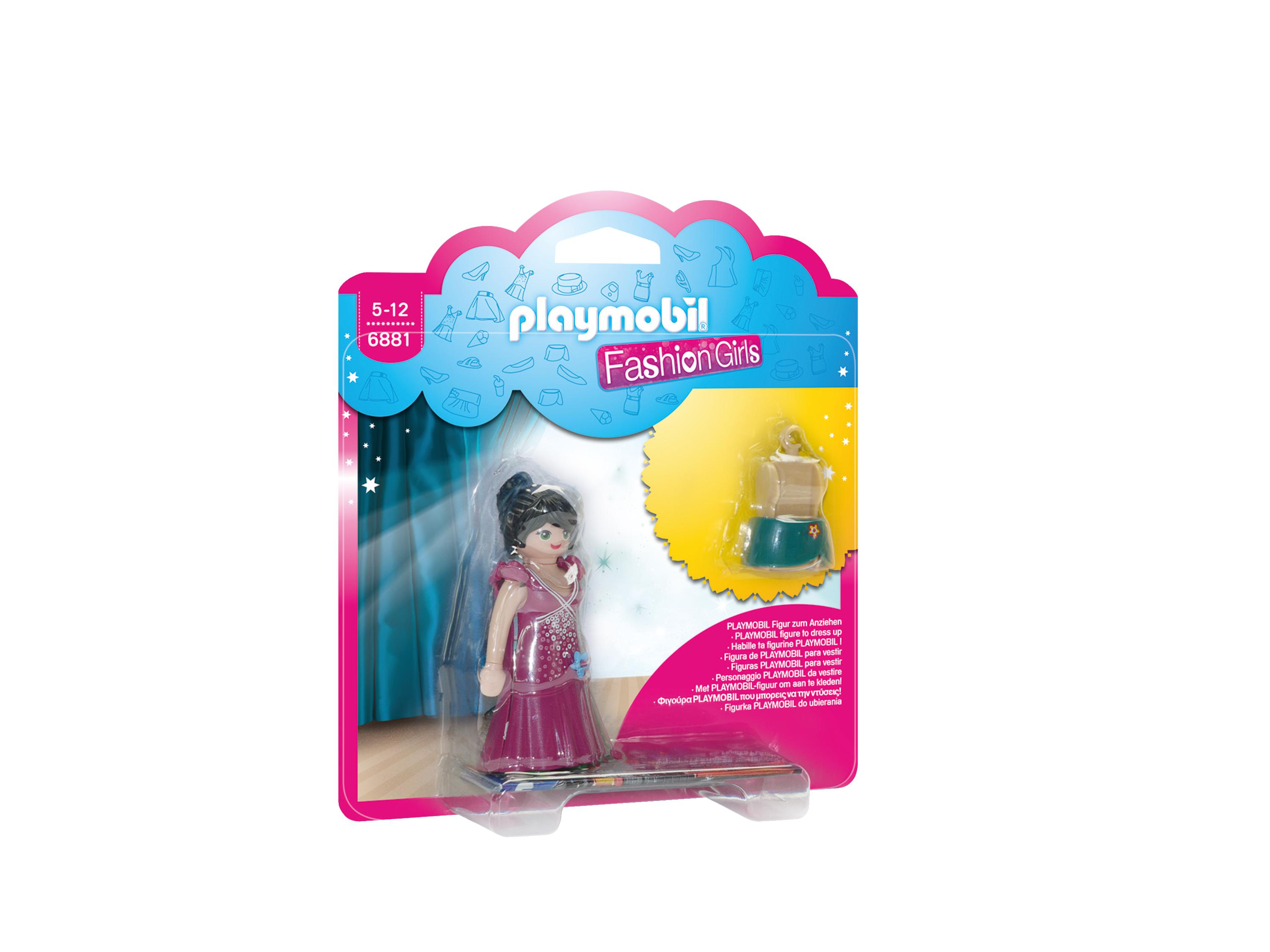 Playmobil® 6881 City Life Fashion Girl Party