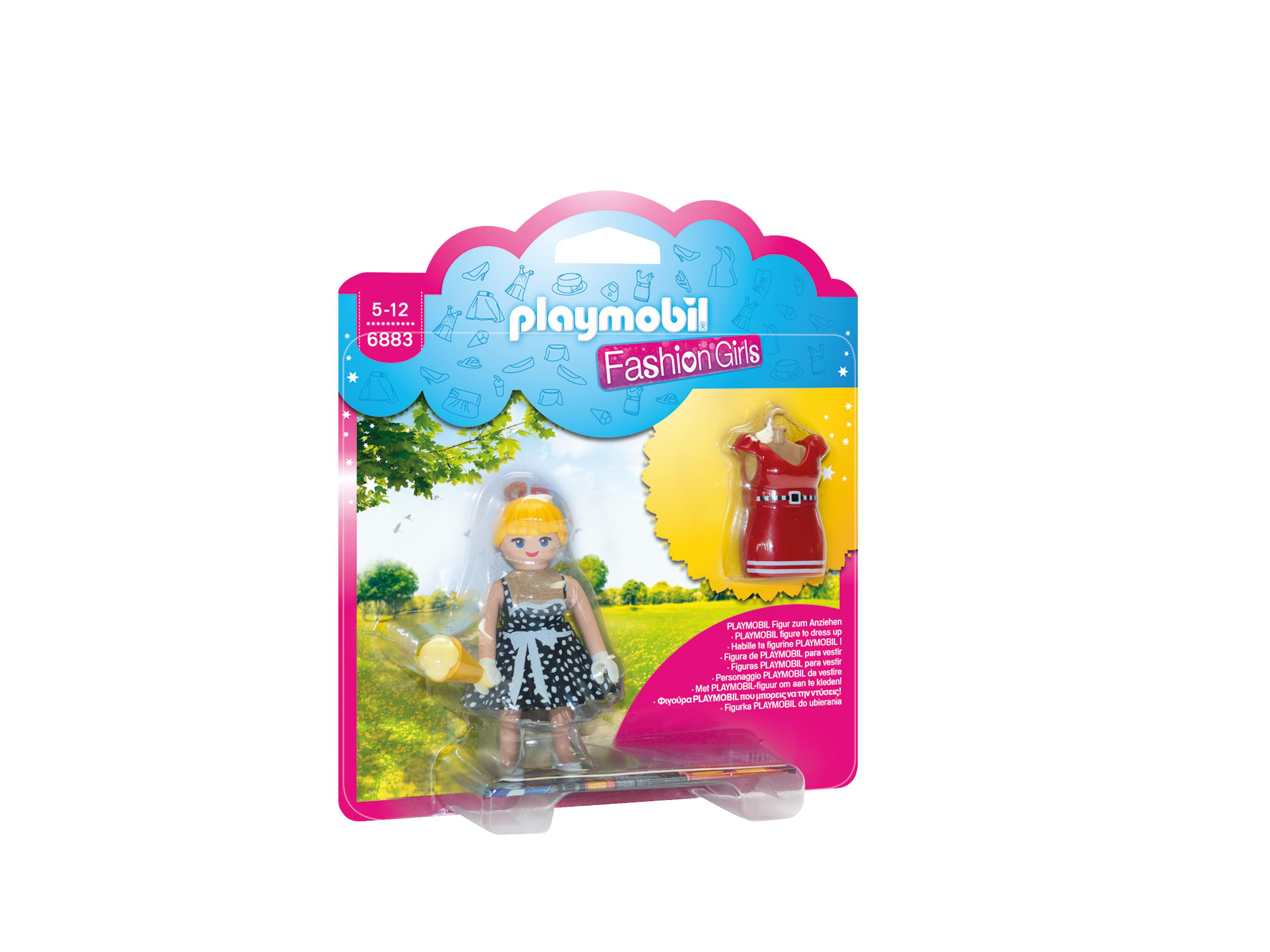 Playmobil® 6883 City Life Fashion Girl Retro