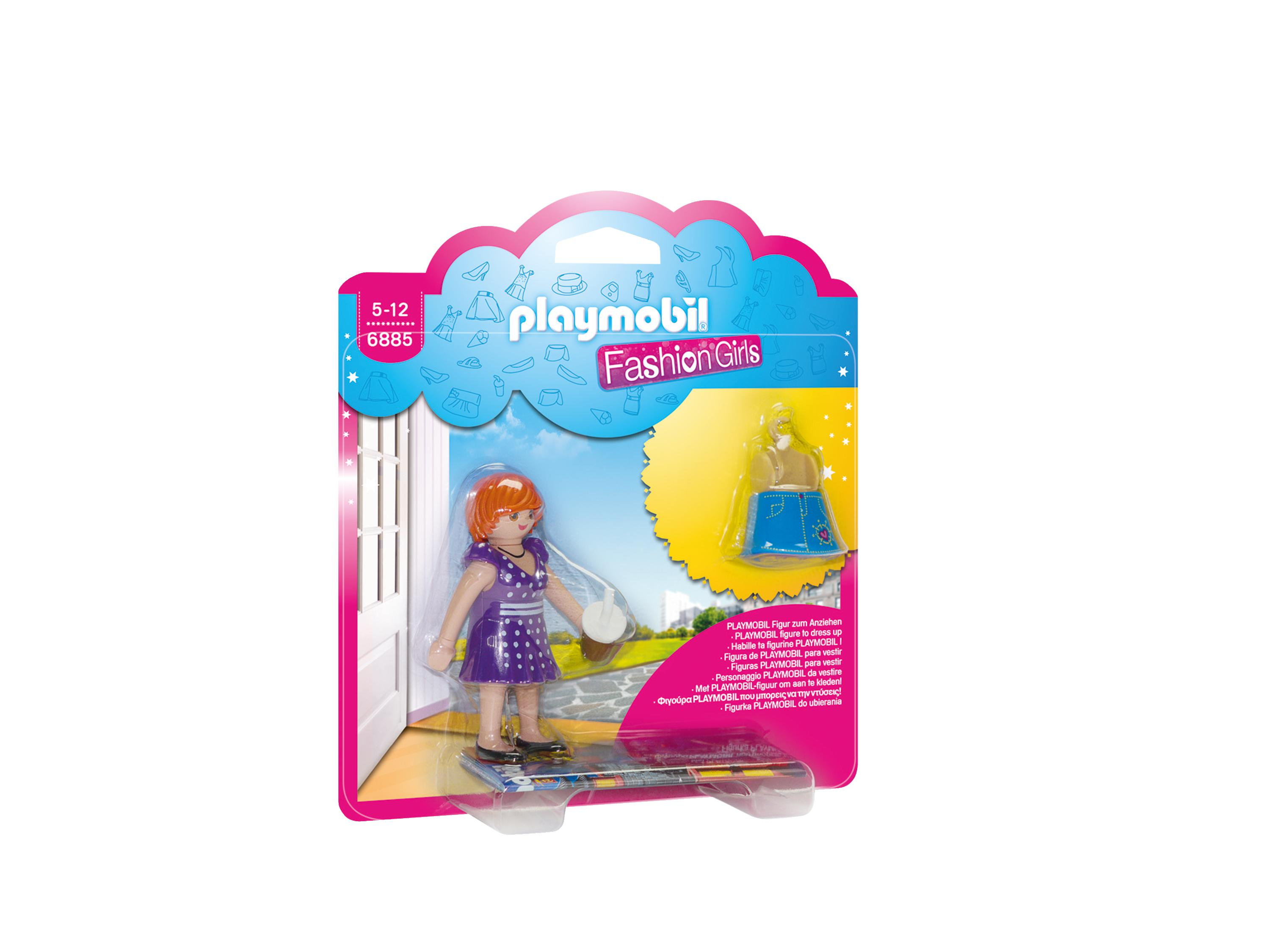 Playmobil® 6885 City Life Fashion Girl Stad